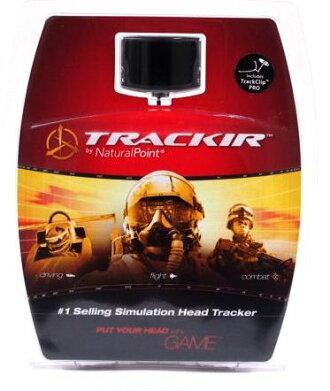 【レビューを書いて次回送料無料クーポンGET】TrackIR5+Clipproset(TrackIR5)バンドルセットクイックスタートガイド(日本語PDF)付属【新品】【RCP】【NaturalPoint】