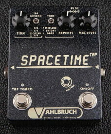 VAHLBRUCH SPACETIME Schwarze knob【1年保証】【ファールブルーフ】【新品】