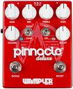 Wampler Pedals Pinnacle Deluxe V2 [直輸入品][並行輸入品]【ワンプラー】【新品】