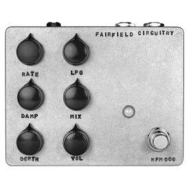 【レビューを書いて次回送料無料クーポンGET】Fairfield Circuitry Shallow Water K-Field Modulator エフェクター【1年保証】