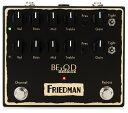 Friedman BE-OD Deluxe [並行輸入品][直輸入品]【フリードマン】【オーバードライブ】【新品】