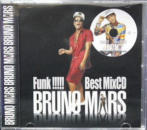VARIOUS ARTISTS / BRUNO MARS FUNK BEST MIXCD