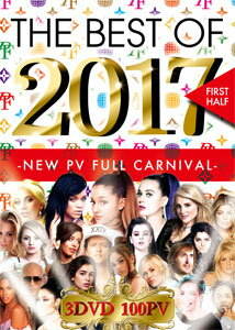 VA / THE BEST OF 2017 1ST ALF 3DVD-NEW PV FULL CARNIVAL-
