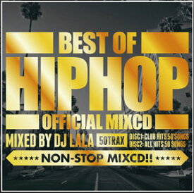 DJ LALA / BEST OF HIPHOP-OFFICIAL MIXCD-