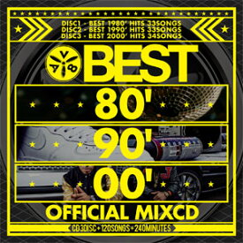 VA / BEST 80' 90' 00'-OFFICIAL MIXCD-