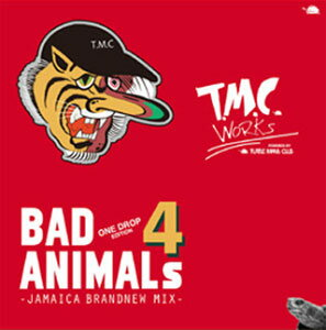 T.M.C. WORKS(TURTLE MAN'S CLUB) / BAD ANIMALS 5-ONE DROP EDITION-