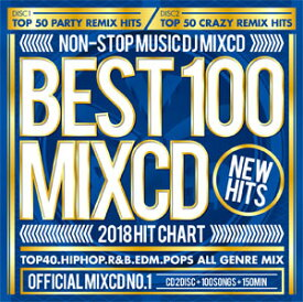 VA / BEST 100 MIXCD-2018 HIT CHART-
