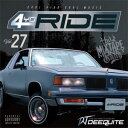 DJ DEEQUITE / 4YO RIDE VOL.27
