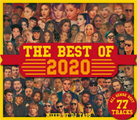 DJ YASU / THE BEST OF 2020-ALL GENRE BEST 77TRACKS-