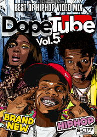 VA / DOPETUBE VOL.5-BEST OF HIP HOP VIDEO MIX-