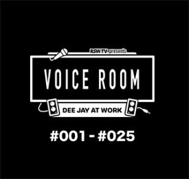 RYO THE SKYWALKER / VOICE ROOM MIX VOL.1 #001-#0025