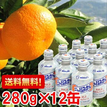 三ヶ日青島ジュース12缶入り1箱