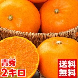 北海道、沖縄・一部離島は発送不可柑橘界最高レベルの美味しさ♪至高の柑橘!愛媛県産せとか 青秀2kg