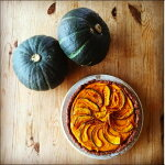 季節限定*かぼちゃのタルト(5号型)卵不使用乳不使用白砂糖不使用アレルギー対応ヴィーガンベジタリアンギフト