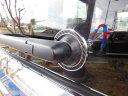 スズキ Spacia スペーシア H29.12〜専用 リアワイパーリング ブラックカーボン
