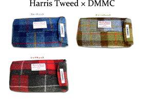 ハリスツイード Harris Tweed ティッシュカバー DMMC