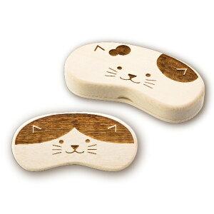 メモリーケース SD microSD 薄型 持ち運び 保管用 自宅用 自宅 小物 小物入れ 整理 耐衝撃 薬ケース 鍵 USBケース スマホグッズ 収納 デスク 猫 ネコ顔 猫のヒゲ入れ メモリーケース