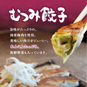むつみ餃子 30個(30個×1袋)  浜松餃子  送料無料  むつみ屋 ギョーザ
