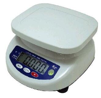 在數碼上盤子秤6kg 70105 SHINWA測量