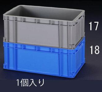 620x380x225mm / 40.1 L 容器 (蓝色) EA 506AF-18 ESCO (ESCO)