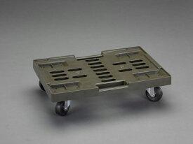 エスコ(ESCO) 650x440mm/150kg ドーリー(OD色/75L用) EA520AB-17
