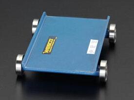 エスコ(ESCO) 298x216mm/4.5ton マシンドーリー(スチール製) EA520AD-16