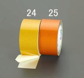 エスコ(ESCO) 50mmx10m 反射テープ(黄色) EA983F-24