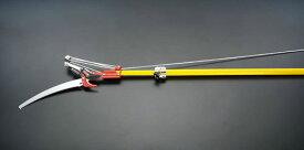 【11/1限定!P7倍〜+最大450円OFFクーポン!】エスコ(ESCO) φ38mm/1.8-3.6m 高枝切(ファイバーグラス伸縮柄) EA650AX-22