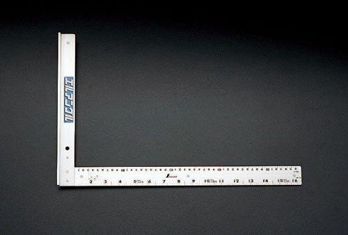 エスコ(ESCO) 500mm 直角定規 EA720WB-45