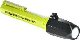 エスコ(ESCO) [単4x2本] フラッシュライト/LED(防爆構造・黄) EA758WE-35