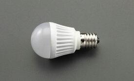 エスコ(ESCO) AC100V/4.4W/E17 電球/LED(電球色) EA758XP-54C