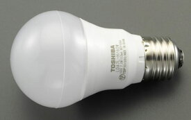 エスコ(ESCO) AC100V/7.0W/E26 電球/LED(電球色) EA758XY-5D