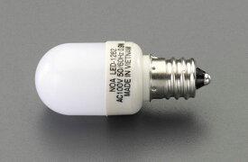 エスコ(ESCO) 0.9W/E12 ナツメ球(LED) EA758ZA-81A