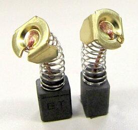 エスコ(ESCO) 交換用カーボンブラシ[608GT1/リョービ](2個) EA813RA-10