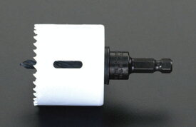 エスコ(ESCO) 114mm 軸付ホールソー[LENOX] EA823LX-114A