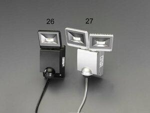 エスコ(ESCO) AC100V/12WLEDセンサーライト(1灯) EA864C-26
