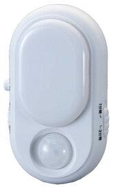 エスコ(ESCO) AC100V/0.6WLEDセンサーライト EA864CB-16