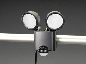 エスコ(ESCO) AC100V/16WLEDセンサーライト EA864CB-182