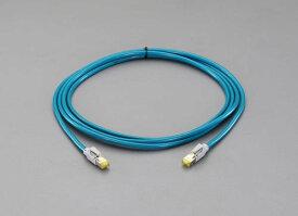 エスコ(ESCO) 20 m 産業用イーサネットLANケーブル(カテゴリー6準拠) EA940LH-120