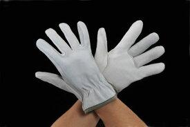 エスコ(ESCO) [L] 手袋(鹿革) EA353AE-4