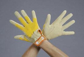 エスコ(ESCO) [L] 手袋(鹿革) EA353BB-12