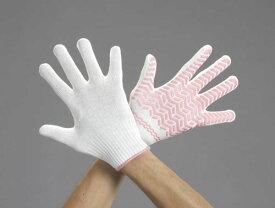 エスコ(ESCO) [M] 手袋(滑り止め付・女性用) EA354A-52