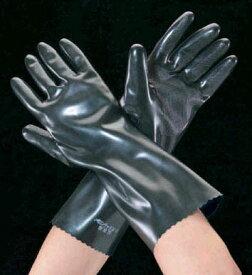 エスコ(ESCO) [L/350mm] 手袋(耐薬剤・耐油・ハイバロン) EA354BF-6