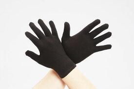 エスコ(ESCO) [フリー/180mm] 手袋・インナー(ナイロン/ブラック) EA354C-12