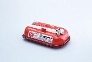 エスコ(ESCO) 5L ガソリン携行缶(UN・KHK適合品) EA991HB-105