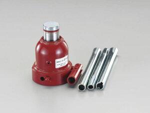エスコ(ESCO) 5.0ton/60-80mm 油圧ジャッキ(超小型) EA993BM-5C