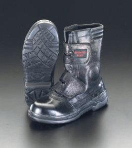 エスコ(ESCO) 25.0cm 安全靴(耐油底/ロング) EA998TZ-25