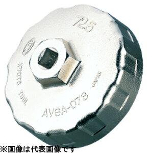 KTC(京都機械工具) オイルフィルタレンチ AVSA-101