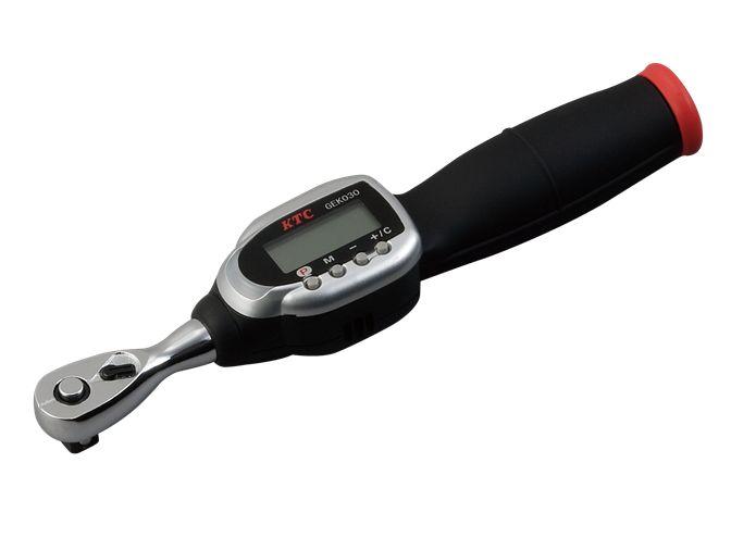 【あす楽】KTC(京都機械工具) 9.5sq. デジラチェ 小トルクタイプ GEK030-C3A