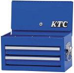 【あす楽】【数量限定】KTC(京都機械工具)ミニェスト(2段2引出し)SKX0012BL
